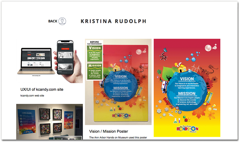 Preview image of Kristina's Graphic Design Work