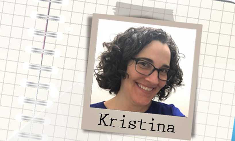 Kristina's Headshot which links to a contact form